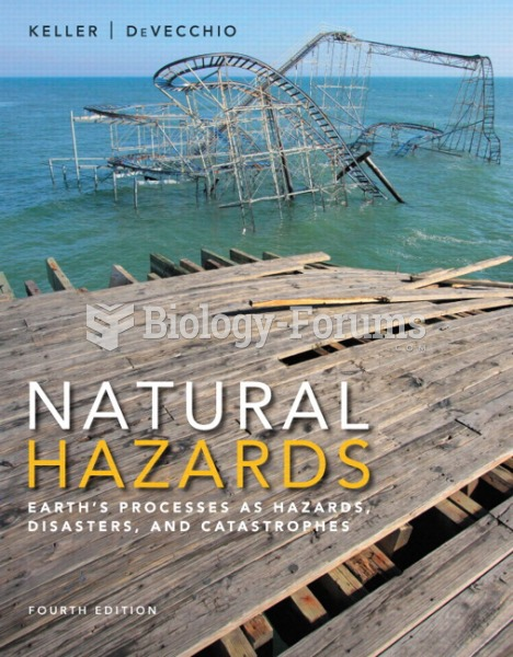 Natural Hazards: Earth's Processes as Hazards, Disasters, and Catastrophes, 4th Edition
