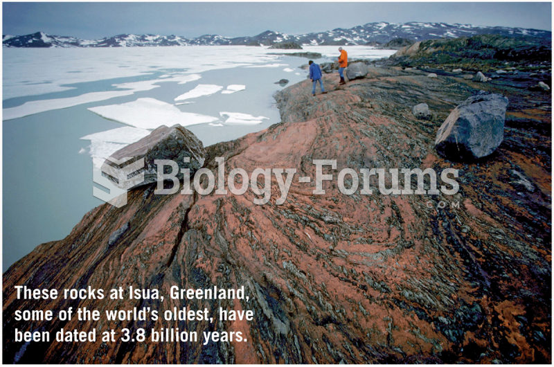 Earth's Oldest Preserved Rocks – 3.8 Billion Years Old, Greenland