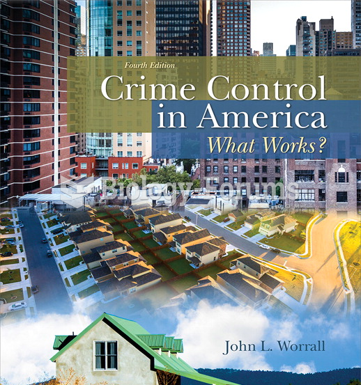 Crime Control in America: What Works?, 4th Edition