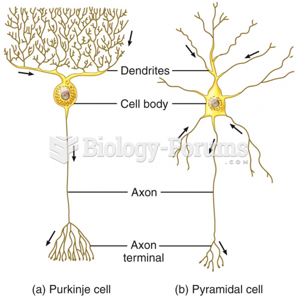 Examples of Dendritic Branching