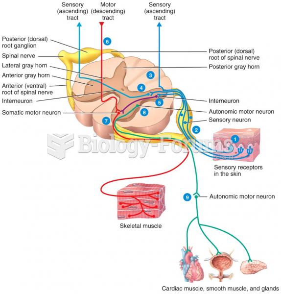 Sensory and Motor Processing
