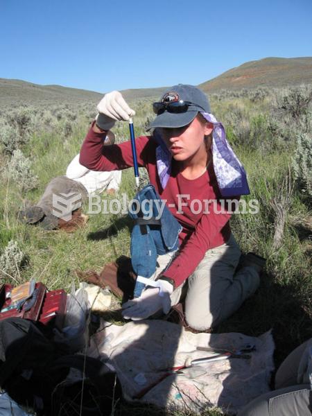 Field technician in Utah
