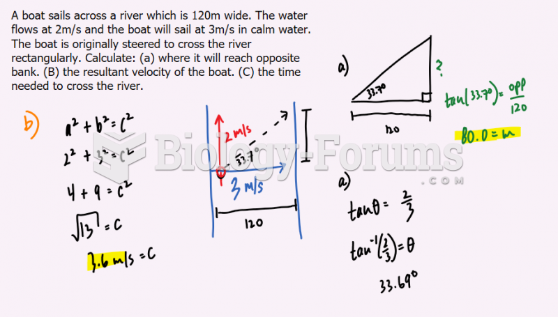 Answer to Vector Question Pt. 1