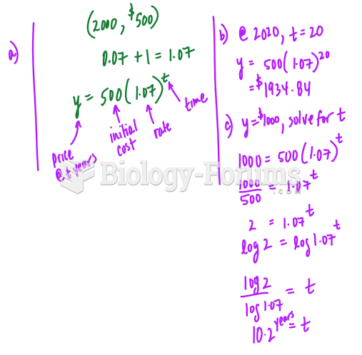Answer the following short answer, please show your steps and include the formulas used