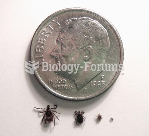 The Lyme disease tick