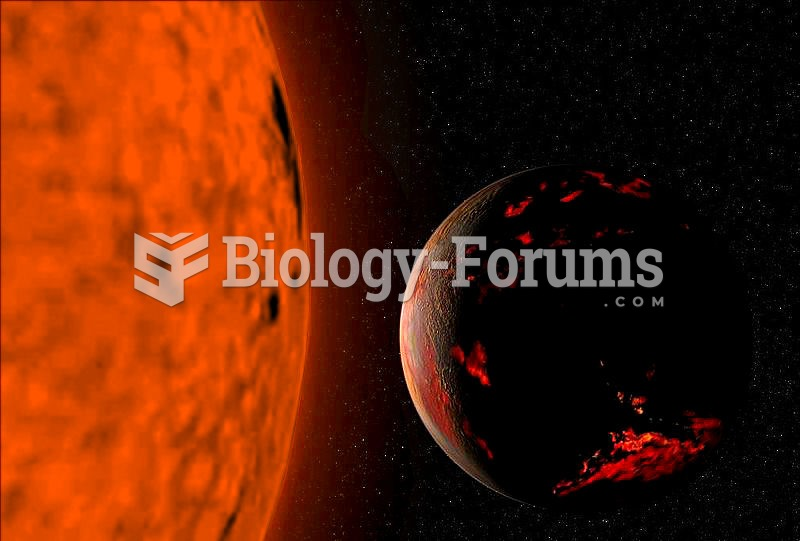 Possible Earth 5 billion years from now