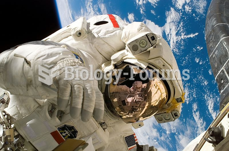 Astronaut Piers Sellers during the third spacewalk of STS-121, a demonstration of orbiter heat shiel