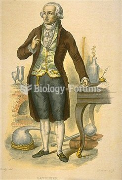 """Antoine-Laurent de Lavoisier is considered the """"Father of Modern Chemistry""""."""