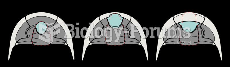 Trilobite hypostome types based on attachment