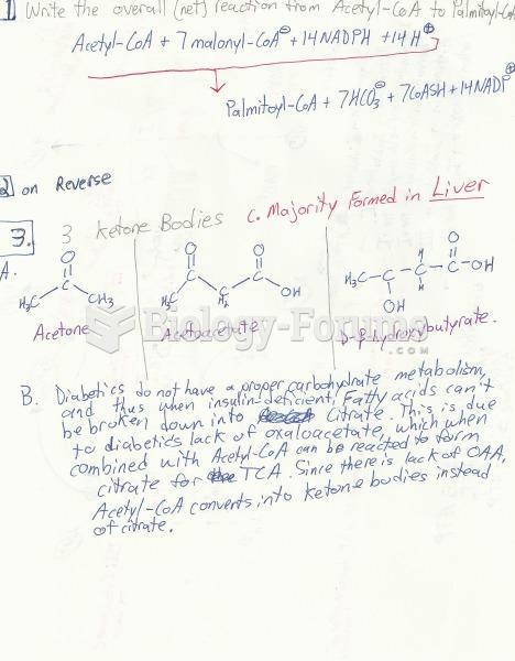 Biochem study guides