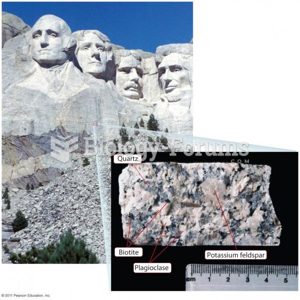 Granite: a Common Rock in Continental Crust