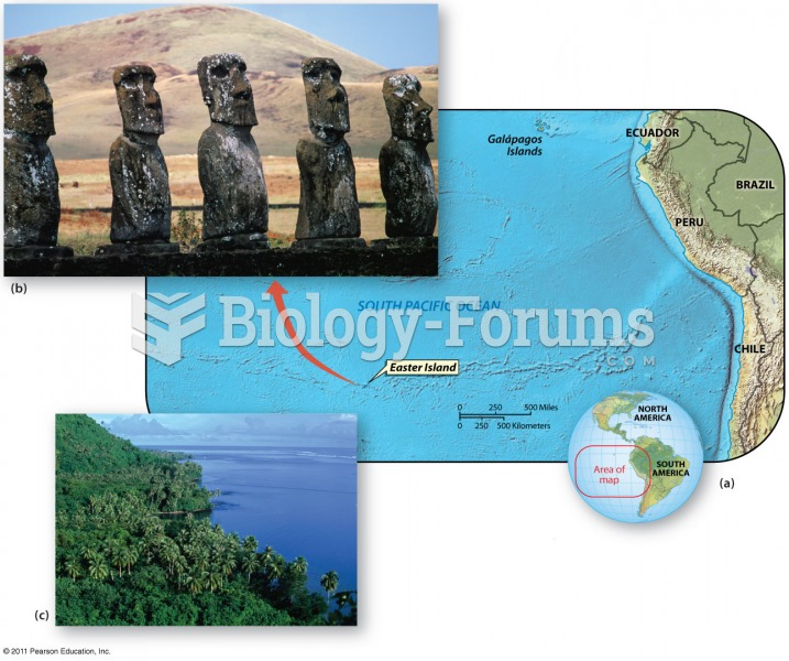 Easter Island—an example of Carrying Capacity Overload