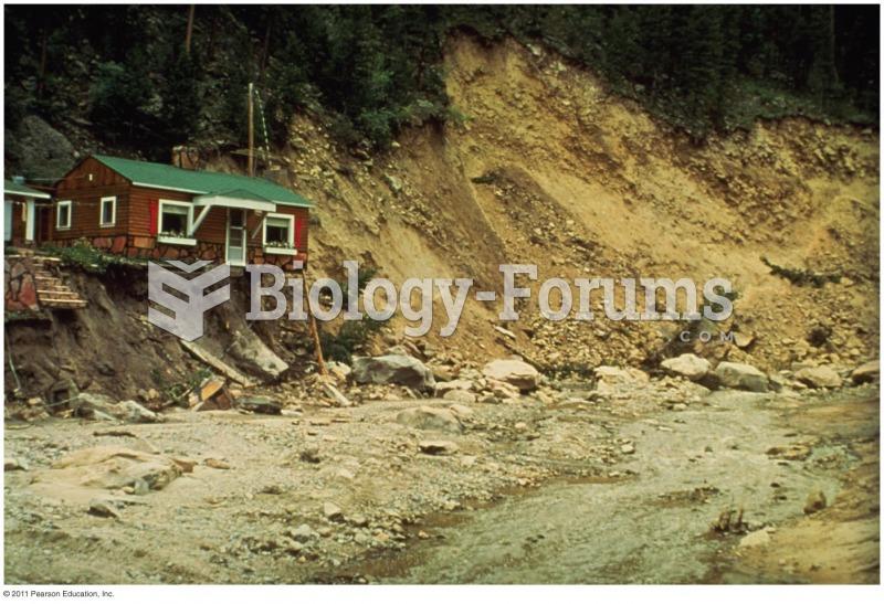 Erosion along River Cutbanks Can Be Hazardous