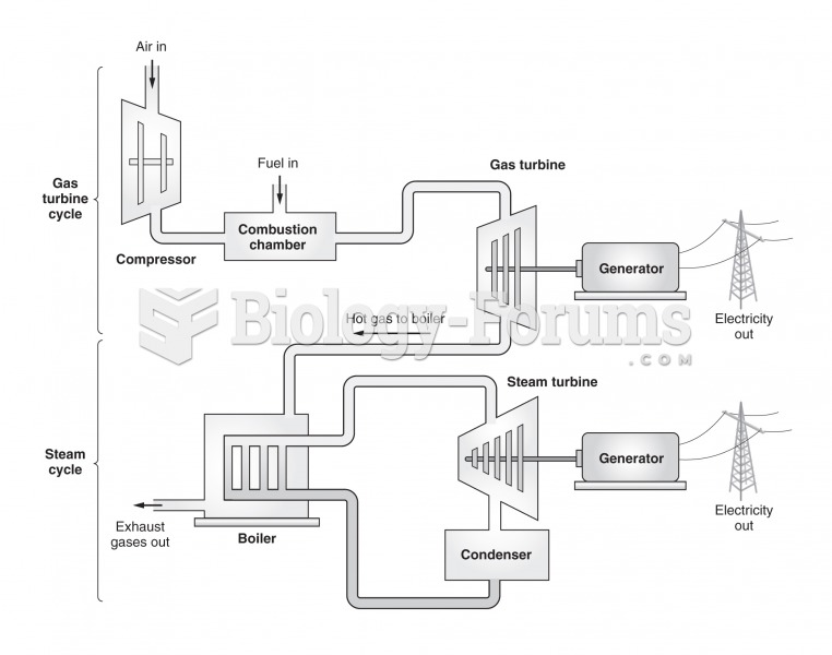 combined-cycle power plant