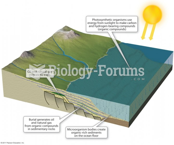How Oil and Natural Gas Form