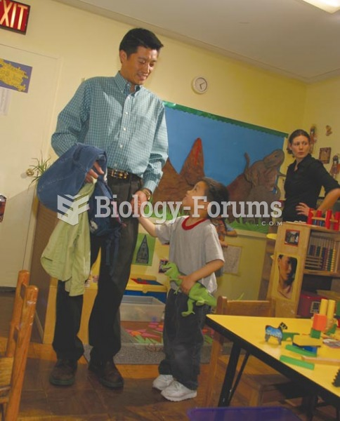 Part of this child's pattern of daily living is attending child care during the work day