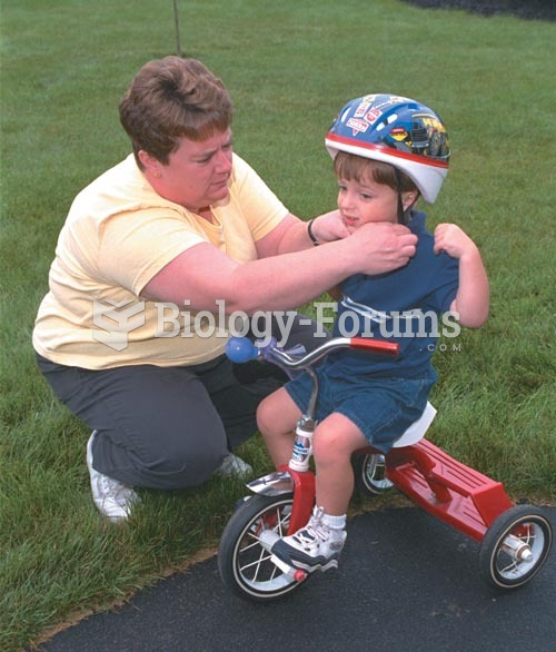 Wearing safety equipment is essential at all ages
