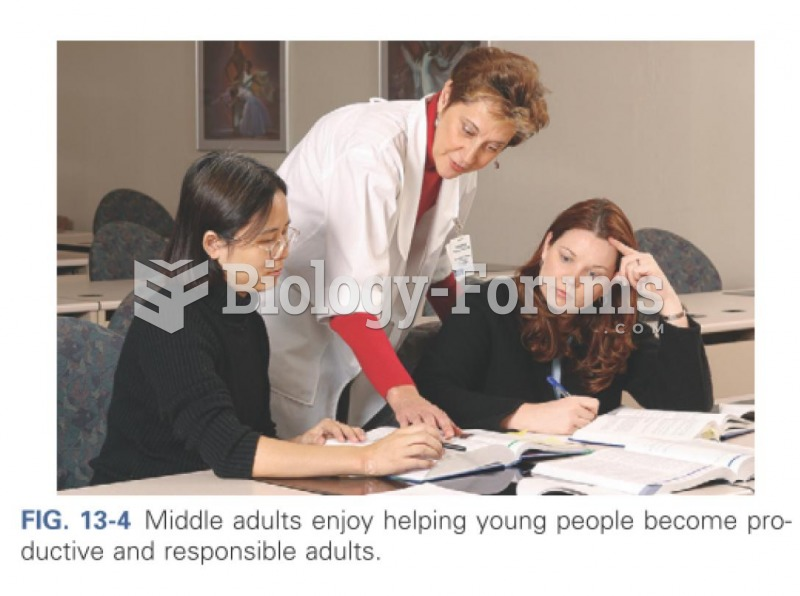 Middle adults help young adults