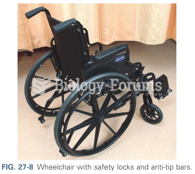 Wheelchair with safety locks