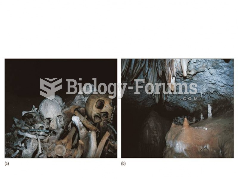 Burial caves from Mangaia, Cook Islands, document the changing patterns of mortuary ritual.