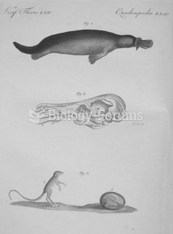 A depiction of a platypus from a book for children published in Germany in 1798