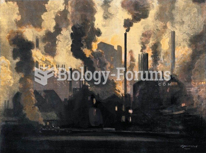 This 1900 photograph of steel factories at night in Duquesne, near Pittsburgh, was tinted by hand. S