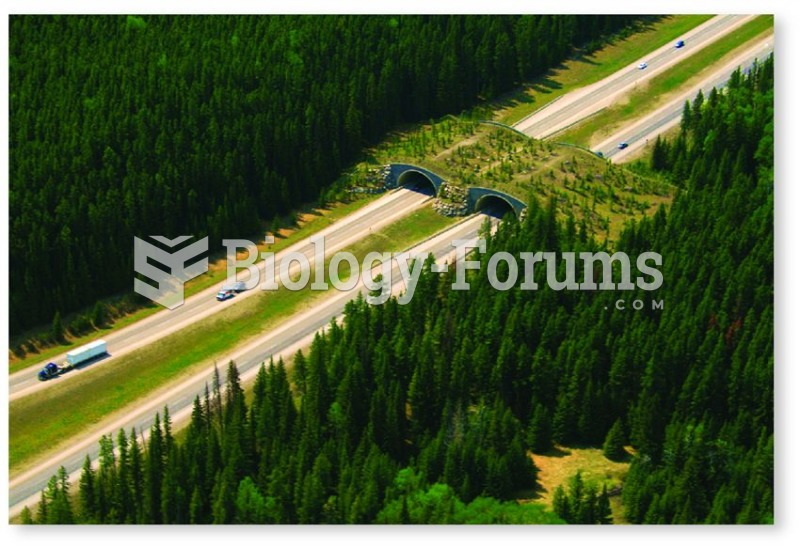 Habitat corridor found in Banff National Park.