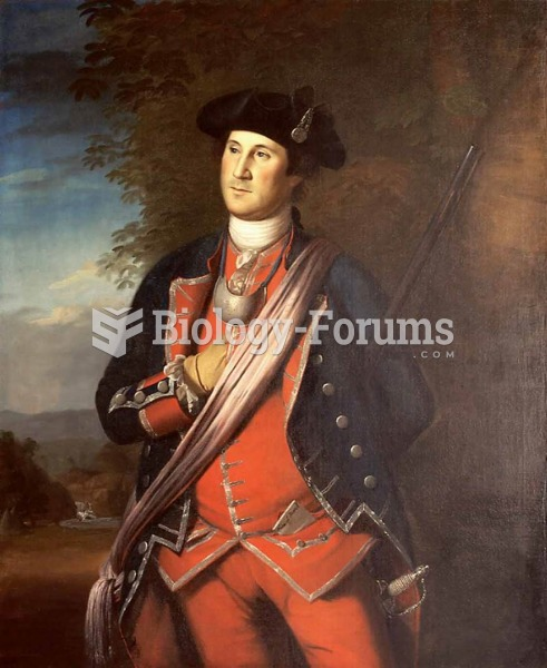 This is the first portrait of George Washington, painted by John Gadsby Chapman. Washington's right