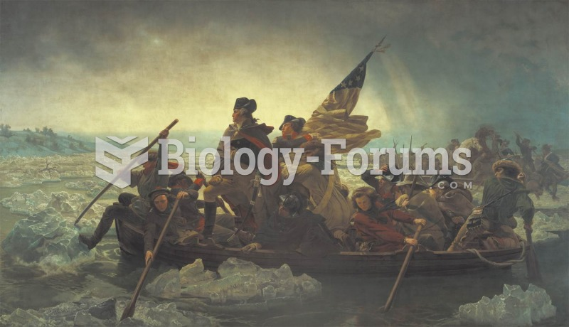 Emanuel Leutze's Washington Crossing the Delaware (1851) is riddled with historical inaccuracies, mo