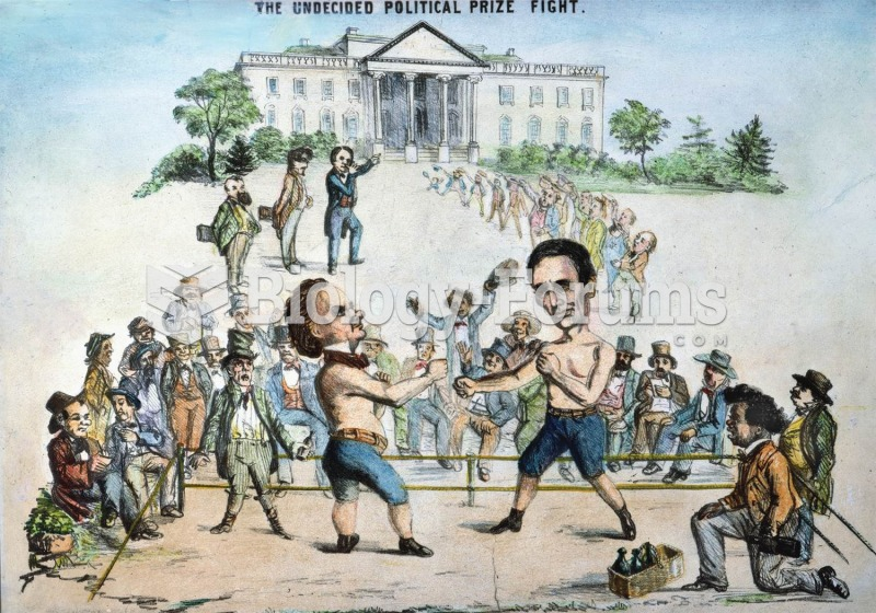 That politics was always a rough business is shown in this cartoon, which shows Lincoln, assisted by