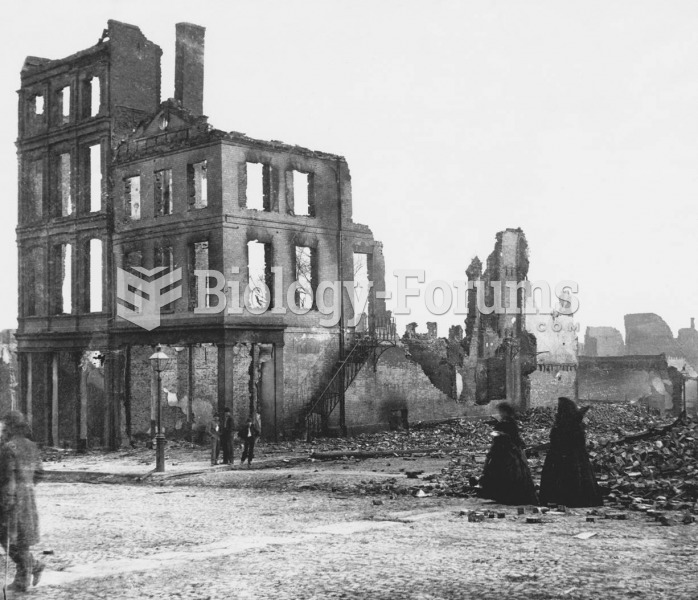Richmond, Virginia, lies in ruins in April 1865 at the time of Lincoln's visit—and a few days before