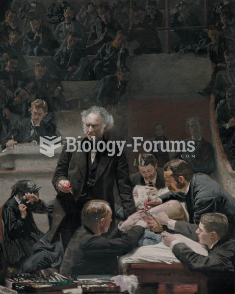 In The Gross Clinic (1875), by Thomas Eakins, Professor Samuel Gross's team of surgeons cuts through