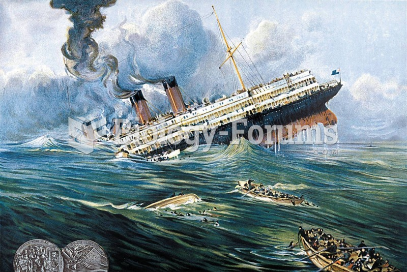 The Titanic carried only twenty lifeboats, a reason why so many perished in 1912. The Lusitania (abo