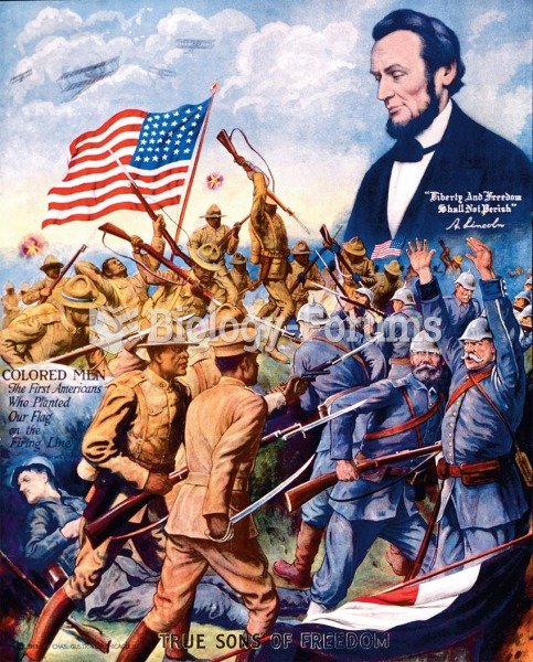 """A recruiting poster for the """"True Sons of Freedom"""" encouraged African Americans to enlist. In fact,"""