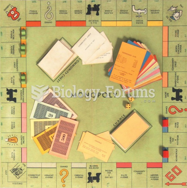 Monopoly, patented in 1935, was an instant best-seller: Players risk all their assets in an attempt