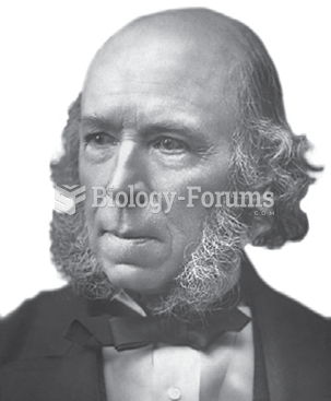 Herbert Spencer (1820–1903), sometimes called the second founder of sociology, coined the term ...