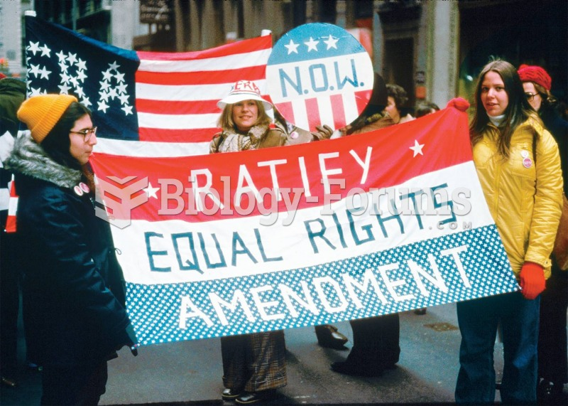 The National Organization for Women holds a rally in Illinois for the Equal Rights Amendment. In ...