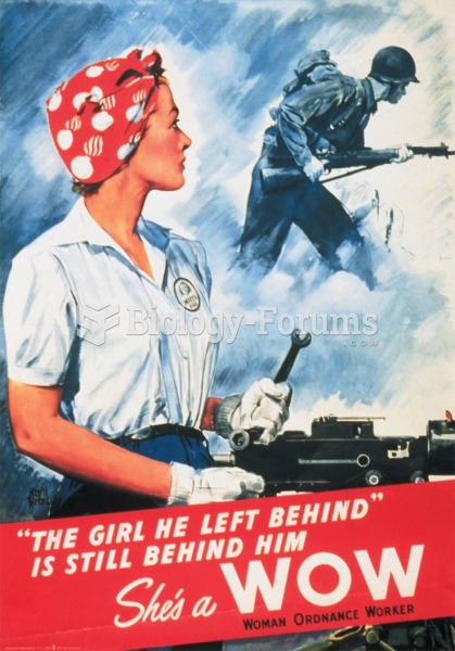 A poster encourages women to work in munitions to support the war effort.
