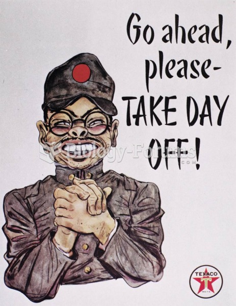 Texaco, which produced this poster, used a racist caricature to discourage absenteeism among ...