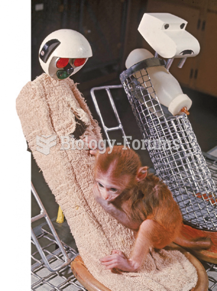 Like humans, monkeys need interaction to thrive. Those raised in isolation are unable to interact ...