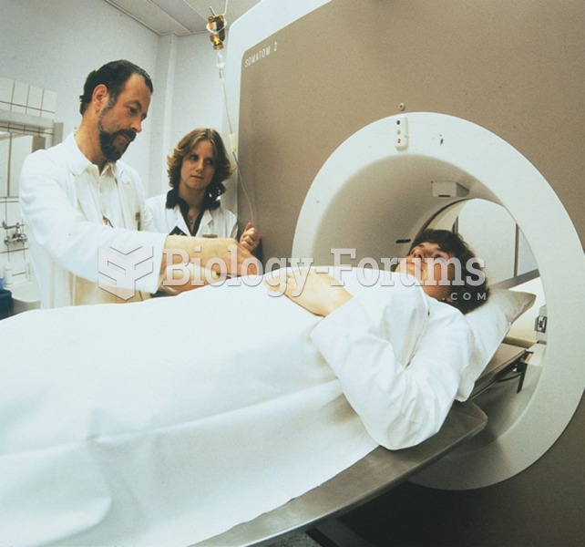 An open chamber MRI may be more comfortable for the patient, but images may not be as distinct.