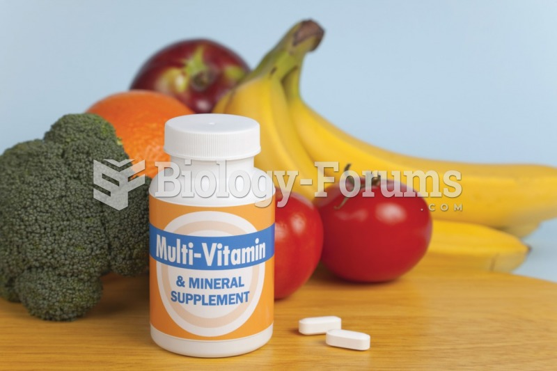 It may be difficult for patients to get the vital minerals they need from their diets, so ...