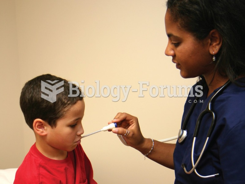 The medical assistant holds the position of the thermometer while the temperature is being obtained.