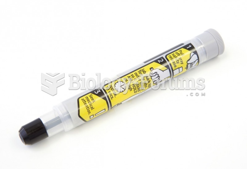 An EpiPen is used in cases of anaphylactic shock.