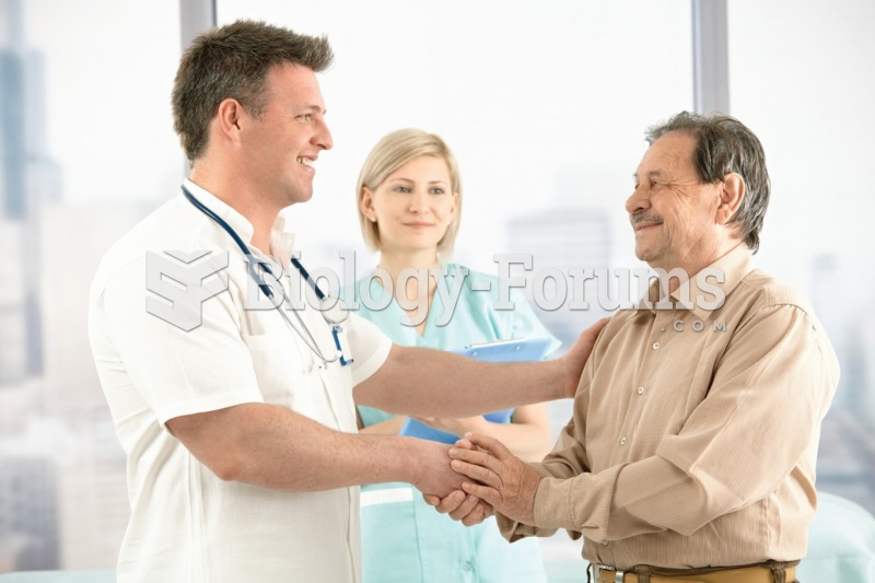 The physician will begin visual inspection of the patient immediately upon entering the examination ...