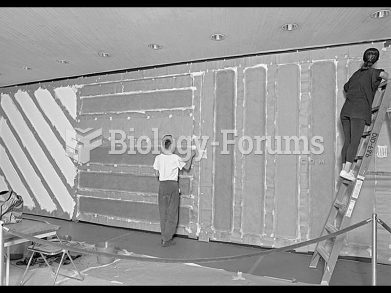 Installation of Wall Drawing No. 681 C.