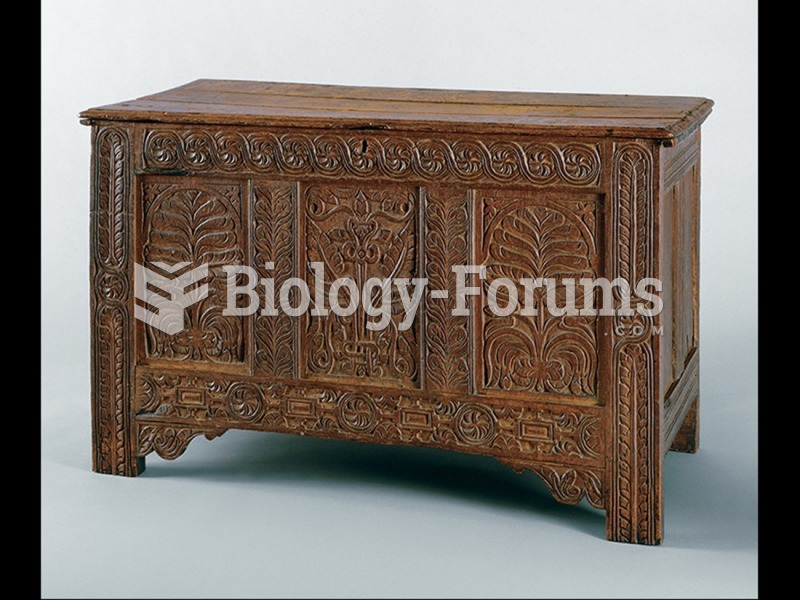 Attributed to Thomas Dennis or William Searle, Chest, made in Ipswich, Massachusetts.
