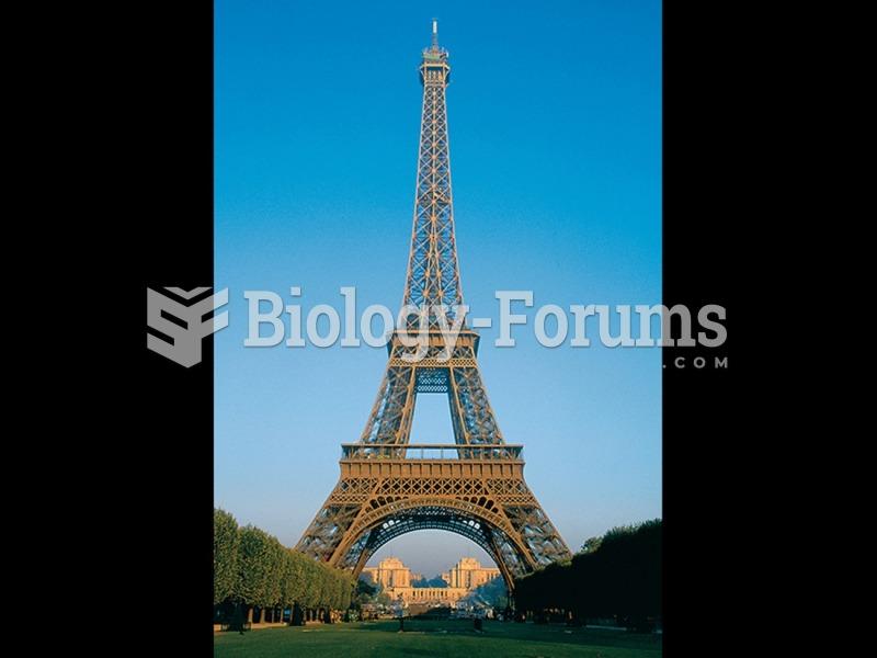 Gustave Eiffel, Eiffel Tower.