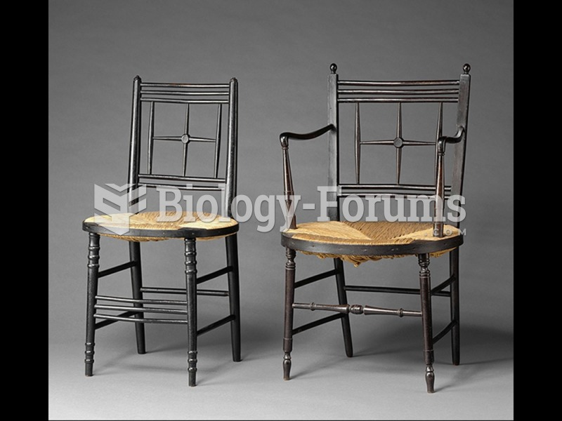 Morris and Company, Sussex Rush-Seated Chairs.