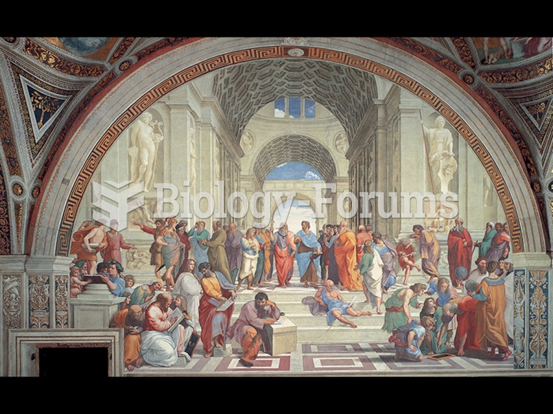 Raphael, The School of Athens.